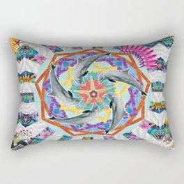▲ CHASCHUNKA ▲ Rectangular Pillow