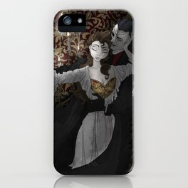 Music of the Night iPhone Case