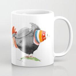 Hen and Egg Story Coffee Mug
