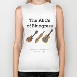 The ABCs of Bluegrass Biker Tank