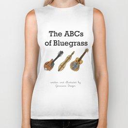 The ABCs of Bluegrass Biker Tank