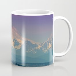 Mount Baker WA Coffee Mug