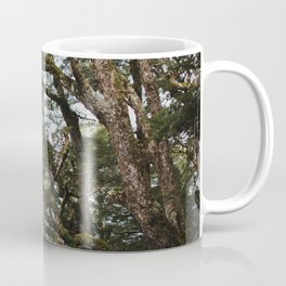wild forest on the kepler track Coffee Mug