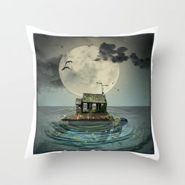 Tortue Throw Pillow