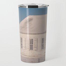 Winter, Galpin Church, Montana 4 Travel Mug
