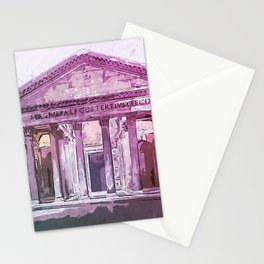 The Roman Pantheon Stationery Cards