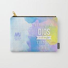 El Tiempo de Dios  Carry-All Pouch