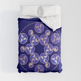 Sunyata | Alien crop circe Comforters