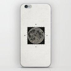 Moon Scale iPhone & iPod Skin