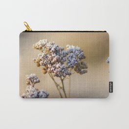 Snowy Bush Carry-All Pouch