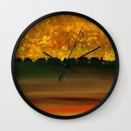 Big Sky & Big Life Wall Clock