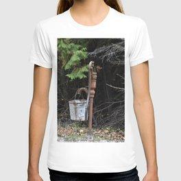 Old School Hand pump T-shirt
