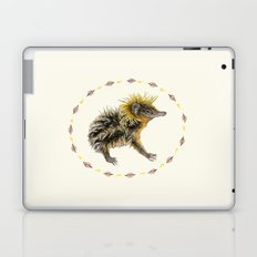 The Lowland Streaked Tenrec Laptop & iPad Skin