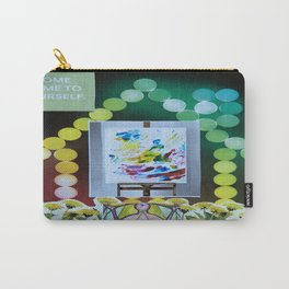 Collage - Come Home to Yourself Carry-All Pouch