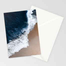 Even the biggest waves... Stationery Cards
