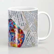 YIN YANG WORDS Coffee Mug