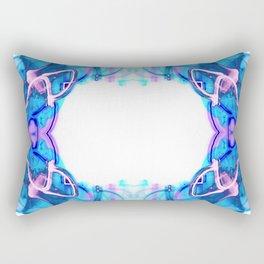 Circle of Light Rectangular Pillow