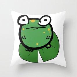 Just a Li'l Bub! Throw Pillow