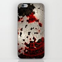 silent hill iPhone & iPod Skins featuring Silent Hill- Halo of the Sun by KeenaKorn