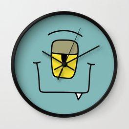Monster - Kaa Wall Clock