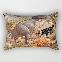 Planet Dinasour Rectangular Pillow