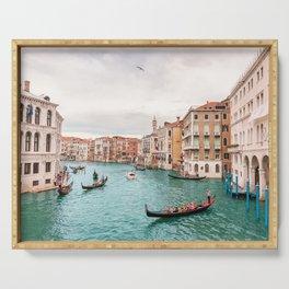 Venice, Italy Serving Tray