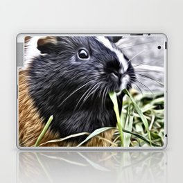 Painted Guinea Pig 3 Laptop & iPad Skin