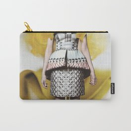 Obscured By Style Carry-All Pouch
