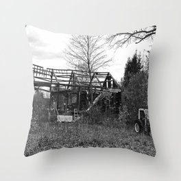 Lost Dreams Throw Pillow