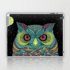 The Mystique Owl Laptop & iPad Skin