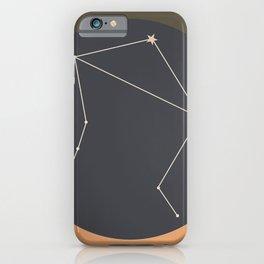 LIBRA (MID-CENTURY MODERN) iPhone Case
