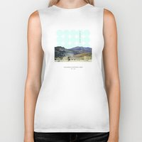 parks Biker Tanks featuring National Parks: Haleakalā by Roadtrippers