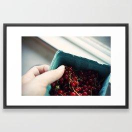 harvest (Oregon) Framed Art Print