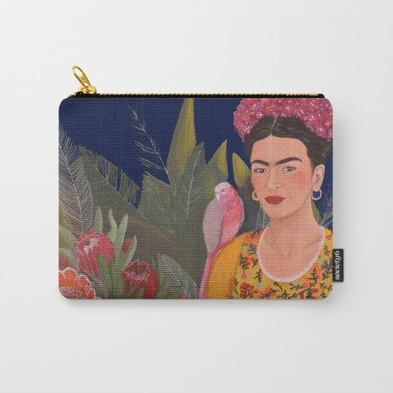 Frida.licious Carry-All Pouch