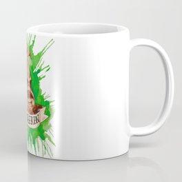 House Splatter - Slytherin Coffee Mug