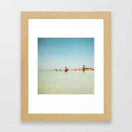 2900 Miles #1 Framed Art Print