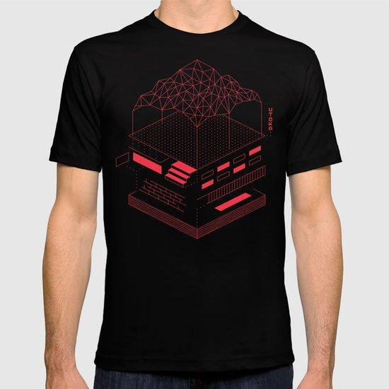 EXPAND/EXPAND/EXPAND T-shirt