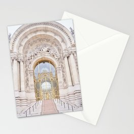 Petit Palais in Paris, France Stationery Cards