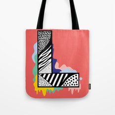 L for …. Tote Bag