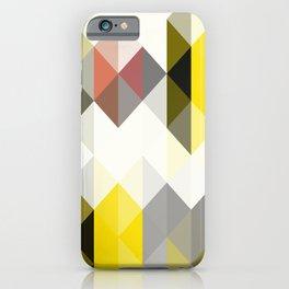 Modern Totem 01. iPhone Case