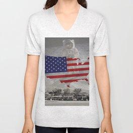 Sweet America Unisex V-Neck