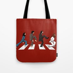 English walker Tote Bag