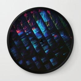 Microvision Wall Clock