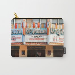 Orpheum Theater Los Angeles Carry-All Pouch