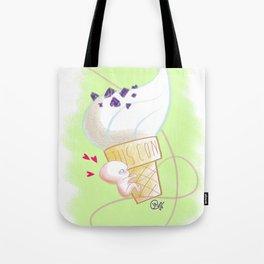 Fetus Cone Tote Bag