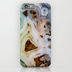 THE BEAUTY OF MINERALS iPhone 6 Slim Case