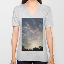 """ Sunset Glow "" Unisex V-Neck"