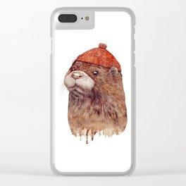 River Otter Clear iPhone Case