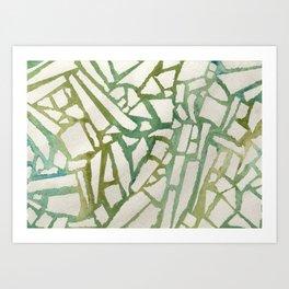 #61. UNTITLED (Summer) Art Print