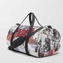 Bryce Canyon - Sunset Point III Duffle Bag